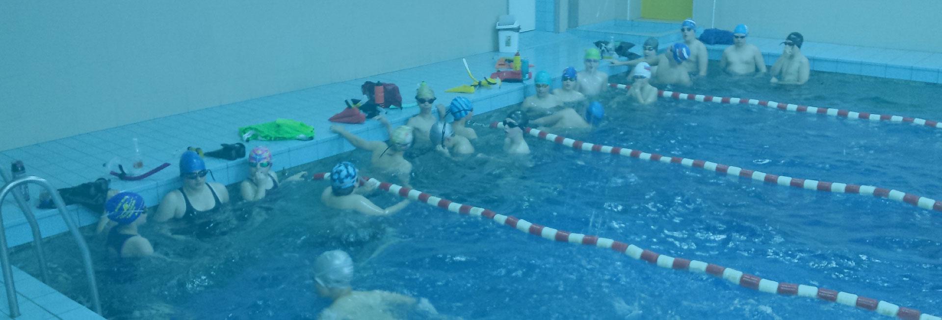 Vpis v celoletno plavalno šolo in plavalne tečaje